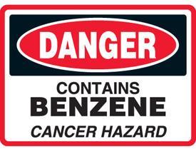 Danger-Benzene