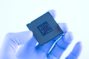 silicon in electronics